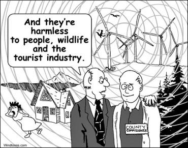 wind turbine syndrome