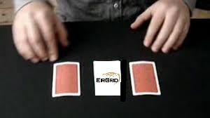three card trick-EirGrid