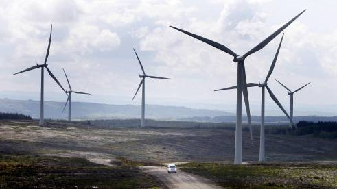 monster turbines