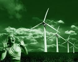 scream at turbine