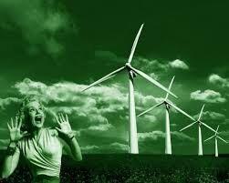 scream at turbine